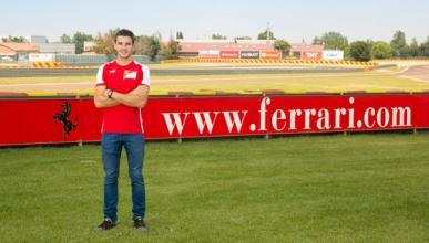 Jules Bianchi, el joven prometedor de Ferrari