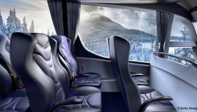 Khimaira asientos