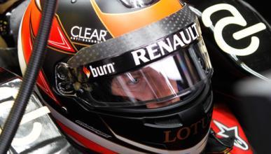 Kimi Raikkonen Lotus 2013