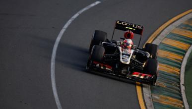 Kimi Raikkonen Lotus Australia 2013