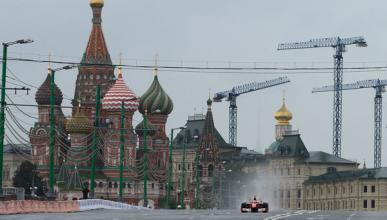 Kobayashi - Ferrari - Rusia - 2013