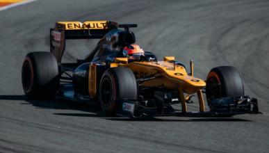 Kubica pilotará un Renault F1 en el Festival de Goodwood