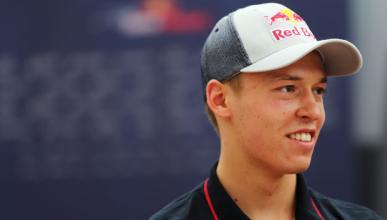 """Kvyat sube a Red Bull: """"No me lo imaginaba, me enteré hoy"""""""