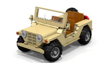 Lego M151