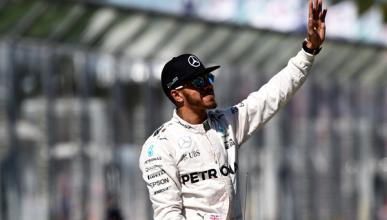 """Lewis Hamilton: """"Alonso debe mantener la moral alta"""""""