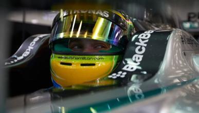 """Lewis Hamilton: """"Estoy increíblemente feliz"""""""