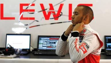 Lewis Hamilton - McLaren - 2012