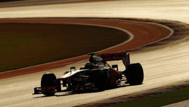 Lewis Hamilton - McLaren - Estados Unidos 2012