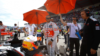 Lewis Hamilton - McLaren - GP Bélgica 2012
