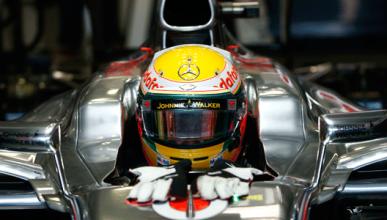 Lewis Hamilton - McLaren - GP Corea 2012