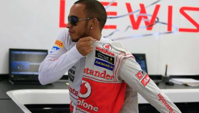 Lewis Hamilton - McLaren - GP Singapur - 2012