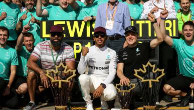 Lewis Hamilton, sexta victoria en su circuito más especial