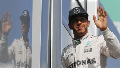 Lewis Hamilton se siente parte de la historia de Mercedes