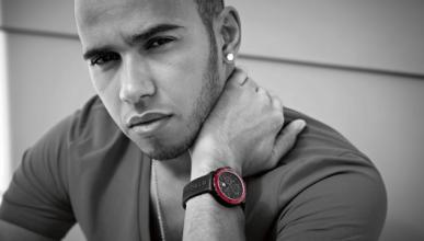 Lewis Hamilton - TAG Heuer