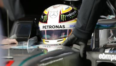 """Lewis Hamilton: """"yo no llevaría el 'halo' en mi coche"""""""