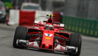 Libres 2 GP Canadá 2017: Räikkönen se pone al mando