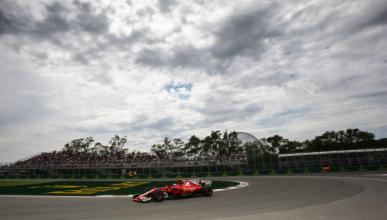 Libres 3 GP Canadá 2017: Ferrari se mantiene al frente