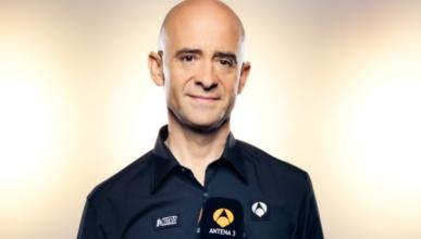 Lobato continuará al mando de la F1 en Antena 3 en 2015