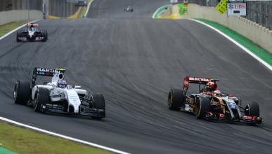 Lotus quiere seguir los pasos de Williams en 2015