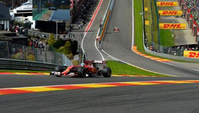 Luz verde a la continuidad de Spa-Francorchamps en F1