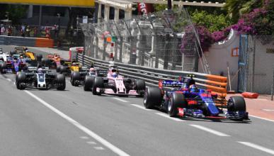 Magistral sexto puesto de Carlos Sainz en Mónaco