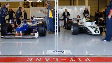 Maldonado - Senna - Williams - Silverstone - 2012