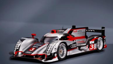 Marc Gene - Audi - LeMans