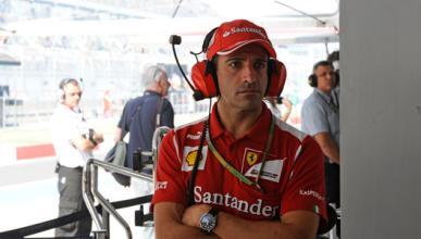Marc Gene - Ferrari - 2012