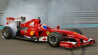 Marc Gene - Ferrari - 2013