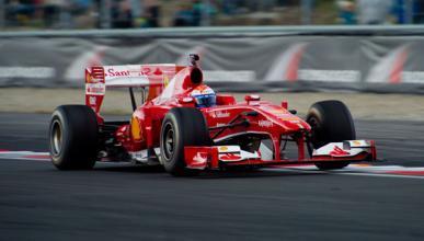 Marc Gene - Ferrari Exhibicion Noruega 2013