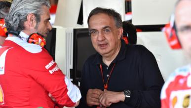 Marchionne habla del futuro de Ferrari en la competición