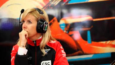 María de Villota - Marussia - 2012