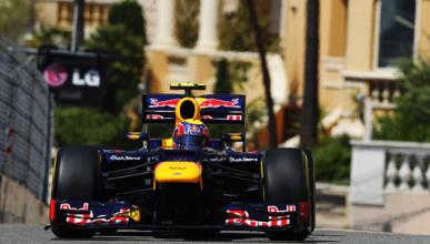 Mark Webber gana el GP de Mónaco de F1. Alonso líder