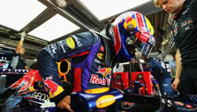 Mark Webber - GP Japon 2013