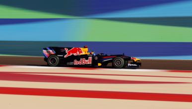Mark Webber - Red Bull - GP Bahrein 2010