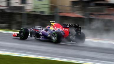 Mark Webber - Red Bull - GP Brasil 2013