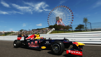 Mark Webber - Red Bull - GP Japón - Suzuka - 2012