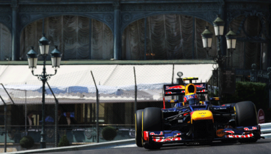 Mark Webber - Red Bull - GP Monaco 2012