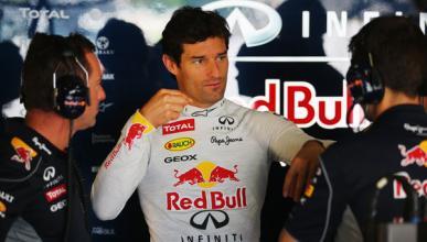 Mark Webber - Red Bull Japón