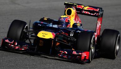 Mark Webber Red Bull R88