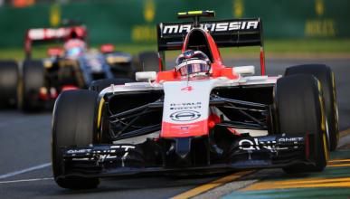 Marussia continúa con su plan para volver a la F1 en 2015