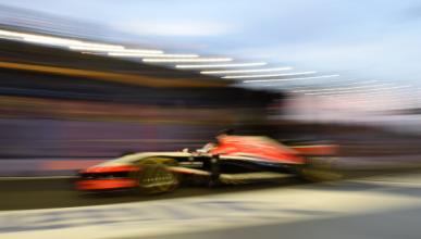 Marussia no podrá competir en 2015 con el f1 de 2014