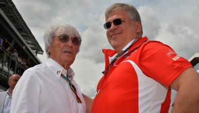 Marussia tiene un posible comprador, según Ecclestone