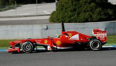 Massa - Ferrari F138 2013