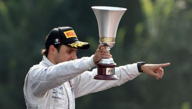 """Massa: """"Ha sido una carrera fantástica, estoy muy contento"""""""