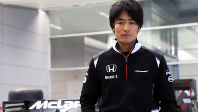 Matshushita, nuevo piloto desarrollo de McLaren-Honda