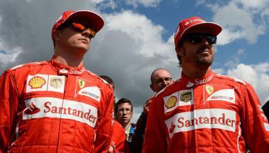 "Mattiacci: ""Alonso y Räikkönen, juntos en Ferrari en 2015"""