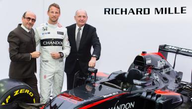 McLaren anuncia nueva asociación con Richard Mille