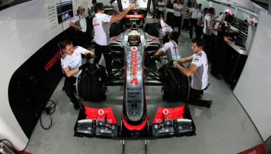 McLaren anunciará sus pilotos de 2015 el 1 de diciembre