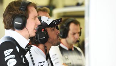 McLaren confía en que Alonso pueda correr en China